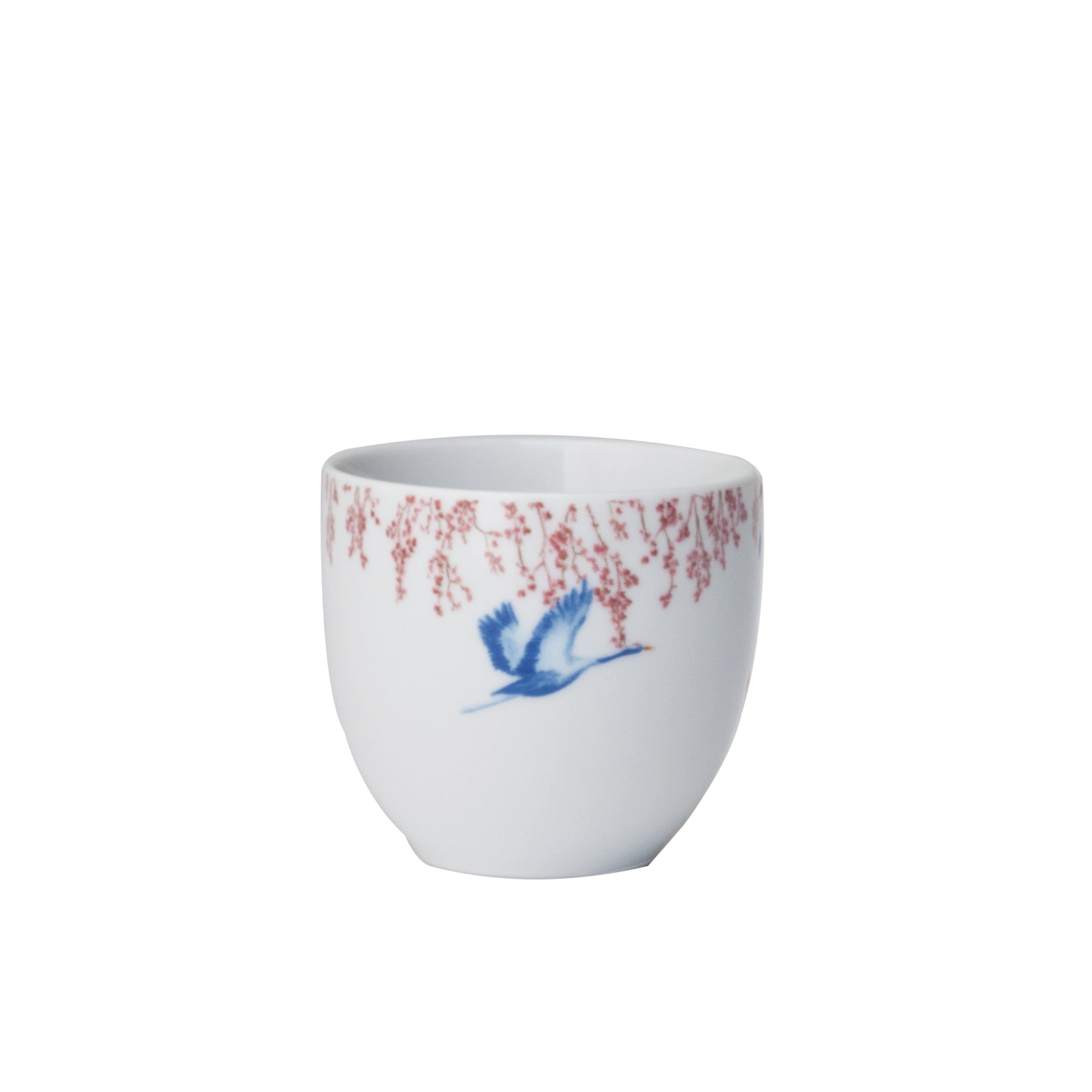 koffiekopje kraanvogels van catchii