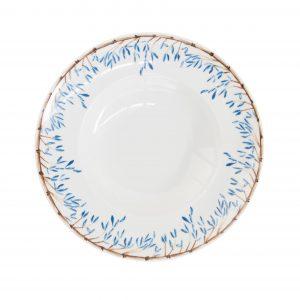 Pasta plate 27 cm Blue Bamboo  sc 1 st  Catchii & Pasta plates | Catchii
