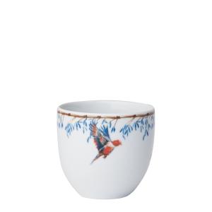 Catchii koffiekopje met bamboe en vogels