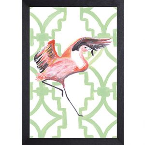 catchii flamingo poster