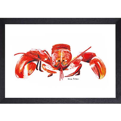 Catchii poster wit lobster