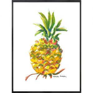 Catchii poster wit pineapple