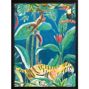 Catchii poster Jungle Stories Tiger