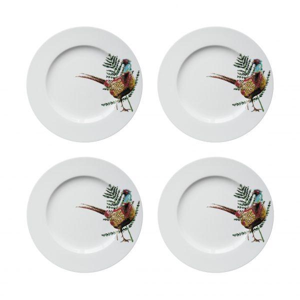 Catchii fazant ontbijtborden