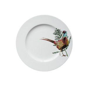 Catchii ontbijtbord fazant festive season