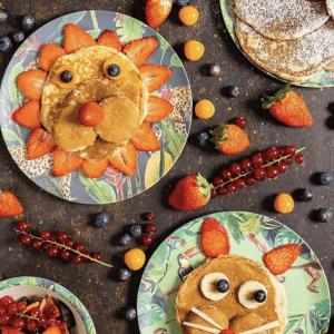 Tip van Miljuschka: decoratief gerecht voor het Paasontbijt!