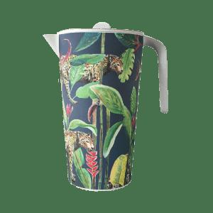 Bamboe pitcher 'panter' voor in de tuin EN vaderdag!