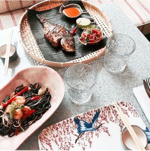 Catchii hospitality project restaurant borden F&B