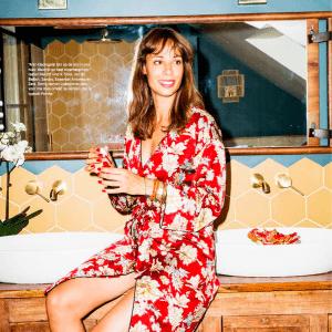 Catchii binnenkijker in magazine &C van Chantal Janzen