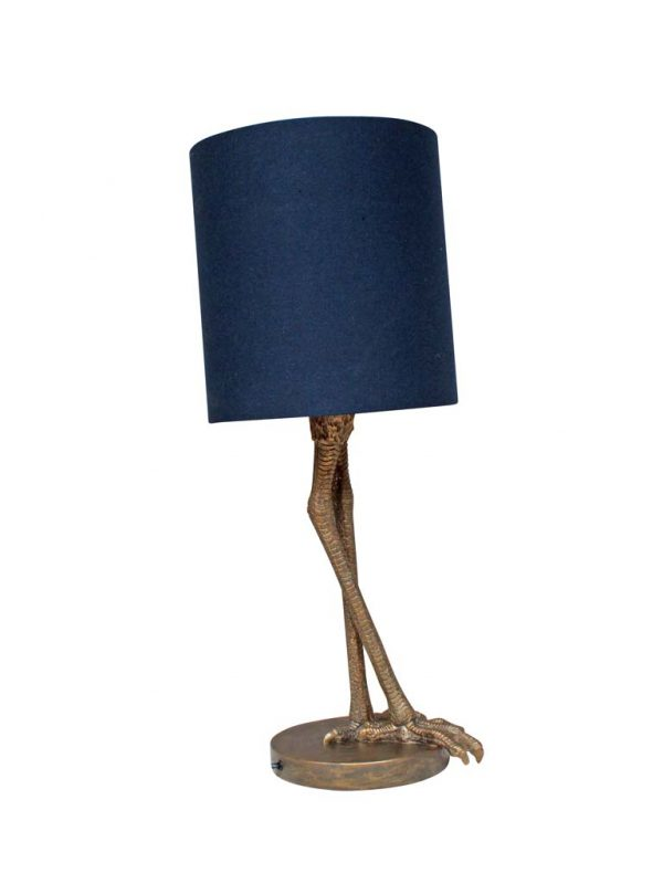 Catchii vogelpoten lamp