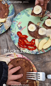 De leukste bamboe bordjes voor een picknick! Tip van Mytravelboektje