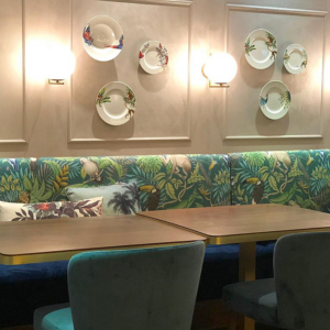Abu Dhabi restaurant servies project met catchii