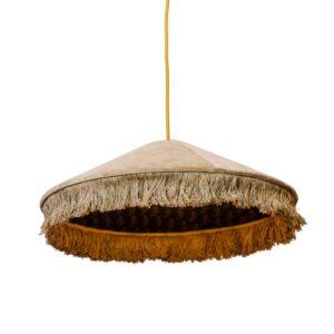 catchii hanglamp velvet beige